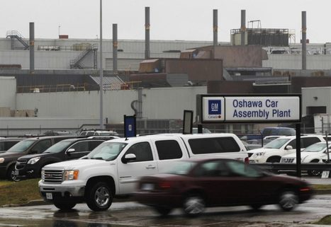 Auto union targets GM in contract talks   Toronto Star   CARBIDE TV The Machinist Channel   Scoop.it