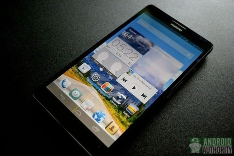 Huawei Ascend Mate.. review | Mobile Technology | Scoop.it