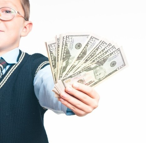 Money Smart and Wise! Financial Literacy for Children ... | Family & Consumer Sciences | Scoop.it