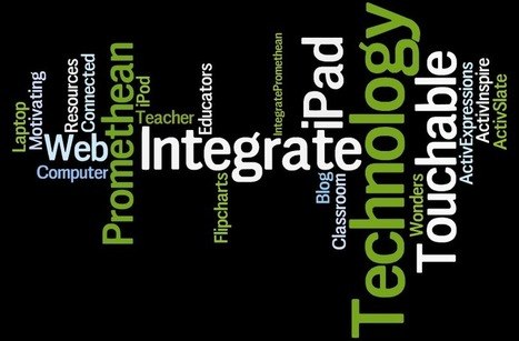 Touchable Technology | #LearningCommons | Scoop.it