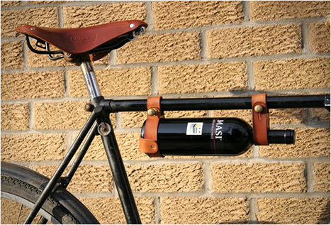 Bicycle Wine Rack   Gadgets I lust for   Scoop.it