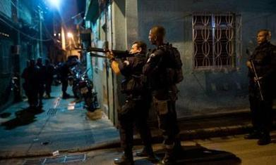 Rio police tackle favelas as World Cup looms | World Cup | Scoop.it