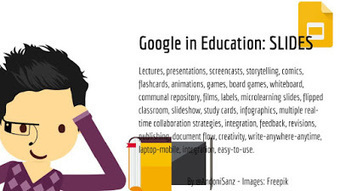 Techknowledgeschool: #Google apps for #education #gafe - #Slides #edtech by @AndoniSanz   Blended Learning   Scoop.it