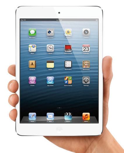 iPad Mini : un énorme succès pour la petite tablette Apple | fixation du prix (mercatique) | Scoop.it
