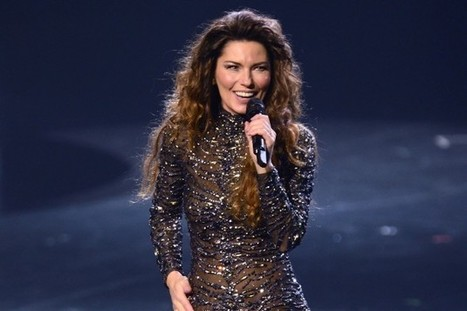 Shania Twain Releasing Live CD/DVD Combo   Country Music Today   Scoop.it