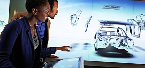 Audi City, le showroom digital du futur | Marques et R&eacu