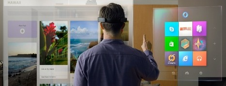 Mixed Reality Crime Drama Fragments Leaked for HoloLens | Learning Technology News | Scoop.it