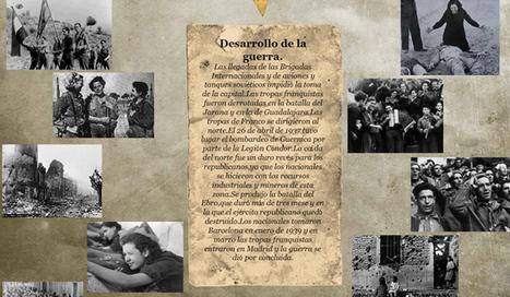 #leccionesdehistoriacuéntame, un hashtag para salvaguardar la historia viva de España - aulaPlaneta | APRENDIZAJE | Scoop.it