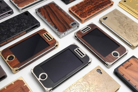 Find a Variety of EXOvault iPhone Cases at Affordable Prices | The Mobile Spa | Scoop.it