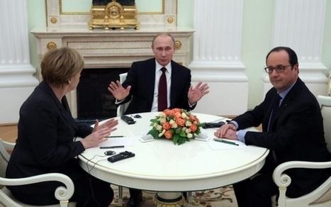 Minsk e la capitolazione di Putin | Il giornale delle pmi | Scoop.it