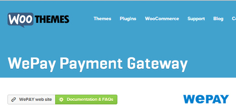 Woocommerce WePay Payment Gateway | Download Full Nulled Scripts | Functions | Scoop.it