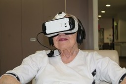 Virtual reality opening up new possibilities for residents in aged care - Australian Ageing Agenda | cool stuff from research | Scoop.it