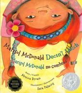 Spanish Stories Kids Will Love: Marisol McDonald Books | Library | Scoop.it