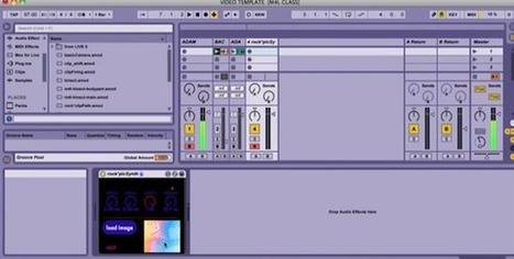 Convert visual images into sound in Ableton | Audio Software | Scoop.it