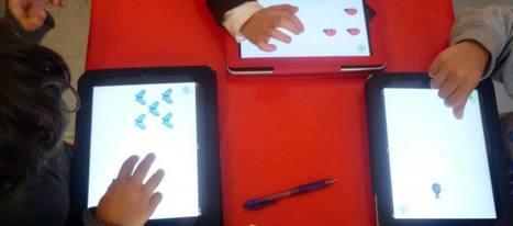 Doigtdecole : l'école du bout des doigts ou le tactile et ses usages en Éducation | pédagogie numérique | Scoop.it