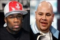 "Hip-Hop Rumors: Fat Joe Says 50 Cent Whispered Something ""Gentleman Like"" in HisEar   GetAtMe   Scoop.it"