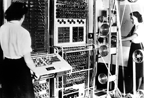 Hear the First Recording of Computer Music: Researchers Restore Three Melodies Programmed on Alan Turing's Computer (1951) | Beyond the Stacks | Scoop.it
