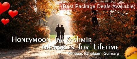 Honeymoon Packages in Kashmir | Kashmir Packages | Scoop.it