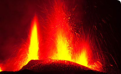 Volcanoes | Natural History Museum | Are All Volcanoes The Same? | Scoop.it
