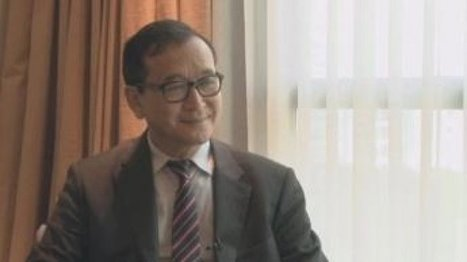 Sam Rainsy, opposant cambodgien | 02 Inde & Asie du sud-est DD | Scoop.it