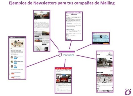Ejemplos de Newsletter para tus campañas de Email Marketing | Joanna Prieto - Comunicación Estratégica | Scoop.it