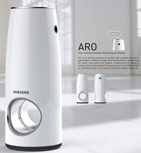 Aro – Air Purifier | MY TMT | Scoop.it