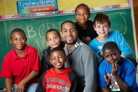 Milwaukee Partnership First in the Nation to Host Boys and Men of Color Week - Milwaukee Community Journal | Healthy Marriage Links and Clips | Scoop.it