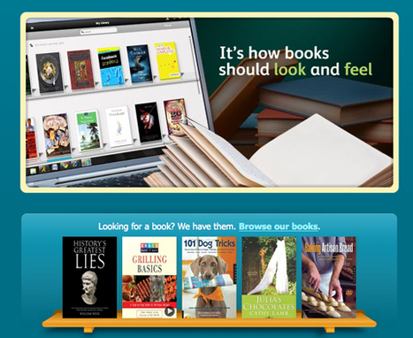 The Blio eReading Platform Has Arrived - eBookNewser | eBooks in Libraries | Scoop.it