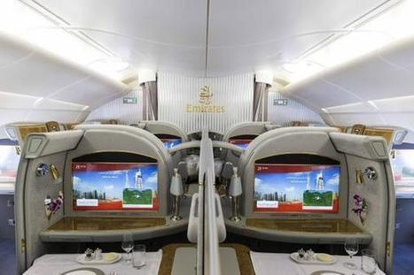 Emirates Airline sur Twitter | Business Travelling | Scoop.it