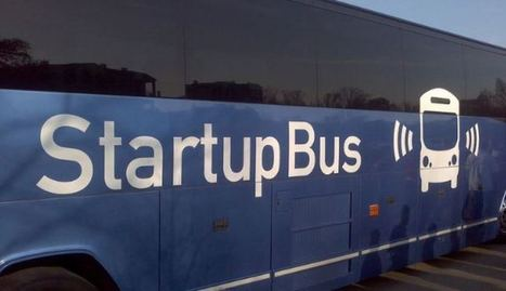 StartupBus Europe is taking its hackathon on wheels to Vienna's Pioneer's Festival, applications open now | HackDay Russia | Scoop.it