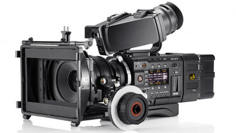 4K Sony F55 Cameras Heading to Brazil for World Cup Test Run   Sony Professional   Scoop.it