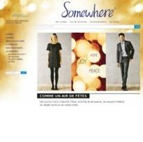Somewhere : Vente de vêtements casual chic pour femme et homme | Soldes Mode & Accessoires - Santé & Beauté | Scoop.it