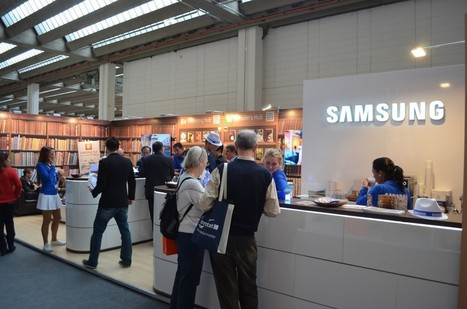 Samsung Slowly Becoming a Leader in Digital Publishing | Litteris | Scoop.it