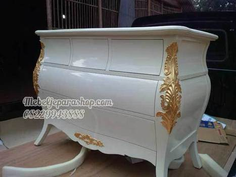 Cabinet Drawer Classic Roccoco Istimewa | MEBEL JEPARA SHOP | Mebeljeparashop | Scoop.it
