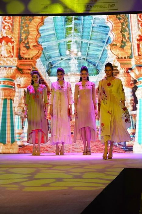 Arch Academy of Design showcased their garments collection at Vastra 2016 | Fashion Designing Courses | Scoop.it