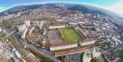 Un écoquartier à la place de la caserne Vauban de Besançon | Géographie : les dernières nouvelles de la toile. | Scoop.it