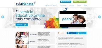 Aula Planeta: plataforma de recursos educativos ~ Casual Lab | Repositorio de recursos ana | Scoop.it