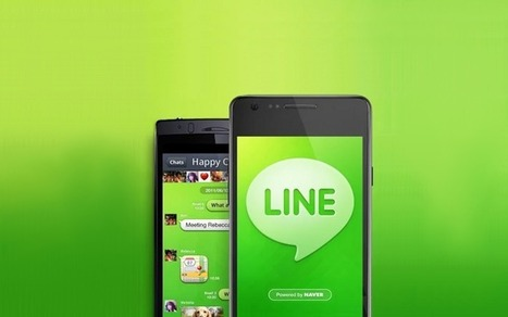 Free Messaging app Line expects to cross 20 million  users in India : Web, Mobile & Big Data Blog   Mobile Application Development   Scoop.it