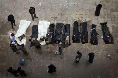 Syrie : l'UE au bord des armes | Union Européenne, une construction dans la tourmente | Scoop.it