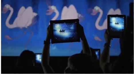 Disney et le second écran connecté au cinéma | Cabinet de curiosités numériques | Scoop.it