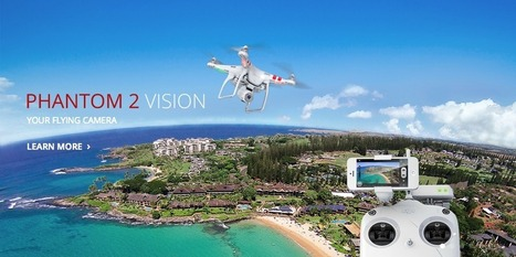 Police search for flown away Phantom quadcopter   Personal Drones   Drone News   Scoop.it
