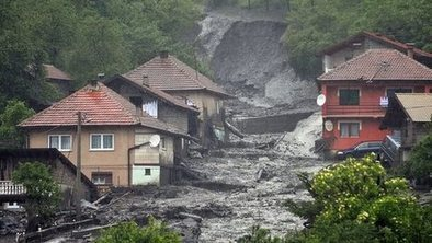 Bosnia and Serbia hit by floods | The Safe Guard from Corporate Crises | Scoop.it