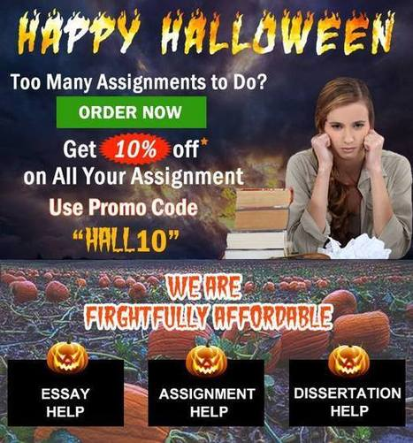 """We are FRIGHTFULLY AFFORDABLE this HALLOWEEN . Get 10% off on all orders.. Use promo code """"HALL10"""" 