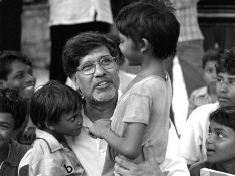 READ MORE: Kailash Satyarthi, Ashoka Fellow | Changemaking | Scoop.it