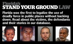 "Florida's ""Stand Your Ground"" Defense More Likely To Succeed If Victim Is Black: Study 
