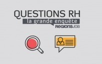Enquête : comment recrute-t-on en 2013 ? | Communication interne, Marque employeur & Communication RH | Scoop.it