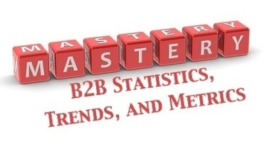 4 Stats, Trends, and Metrics Your B2B Agency Must Master | B2B Marketing-The Practical Side | Scoop.it