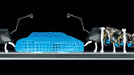 BionicANTs: les fourmis robots de Festo | Biomimétisme Biomimicry | Scoop.it