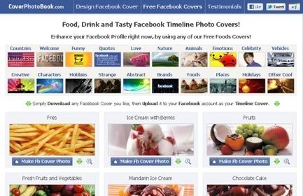 5 Websites to Find Facebook Timeline Cover Photo Designs - Madras Geek | Facebook for Business & Personal Etiquette | Scoop.it