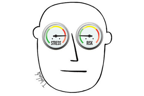 Anxious traders? Robert M. Sapolsky looks at stress hormones and the market. | Health and mindfulness | Scoop.it